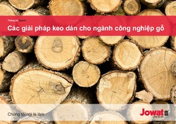 Các giải pháp keo dán cho ngành công nghiệp gỗ.PDF