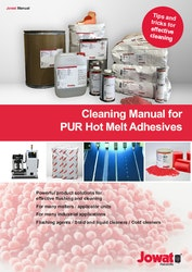 Cleaning Manual for PUR Hot Melt Adhesives.PDF