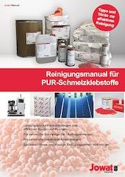 Reinigungsmanual für PUR-Schmelzklebstoffe.PDF